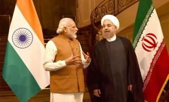 Iran, India old friends, share interests: Modi