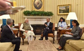 India, US ink eight agreements, to boost defence, counter-terror cooperation