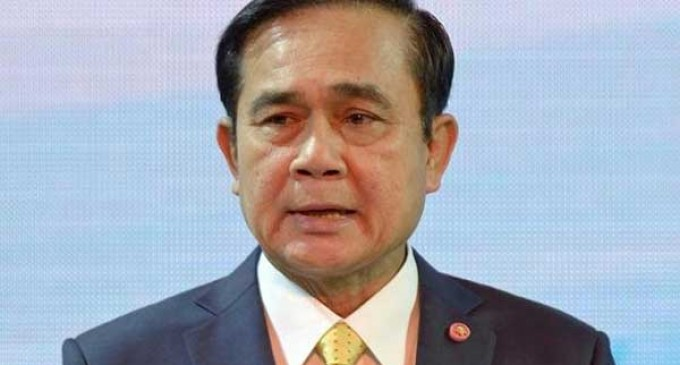 Thailand PM's three-day visit to India from June 16
