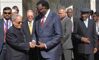 Namibia assures uranium supply to India