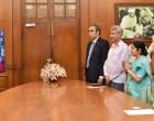 Modi, Sirisena inaugrate renovated stadium in Jaffna