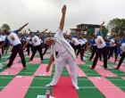 Yoga no religious activity, a global mass movement: Modi