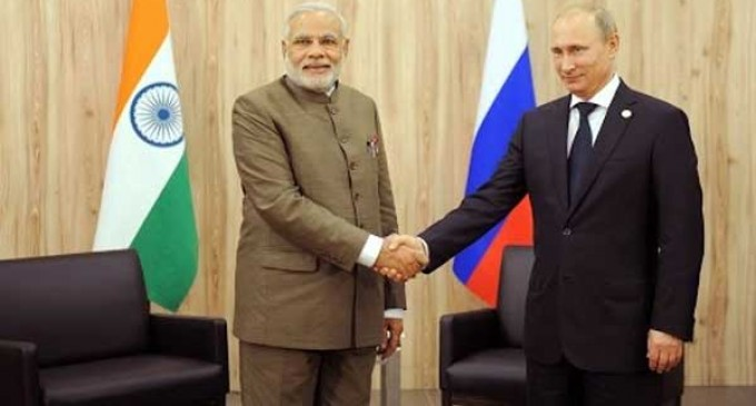 Modi to meet Russian President Putin at SCO