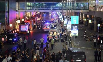 Istanbul airport blasts: 36 killed; Turkish PM blames IS