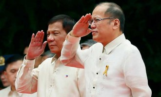 Rodrigo Duterte sworn-in as new Philippine President