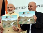 Salma Dam inaugurated, Modi assures support to Afghanistan