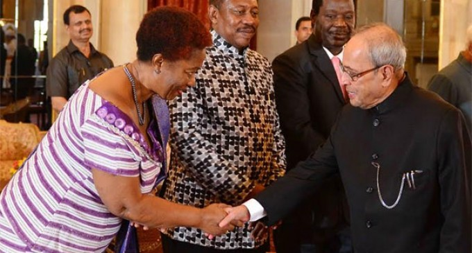 President Pranab embarks on visit to Ghana, Cote D'Ivoire, Namibia