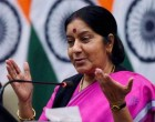 Sushma Swaraj discusses bilateral cooperation with Dutch counterpart