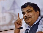 Gadkari flags off 185 trucks to Bangladesh via sea route
