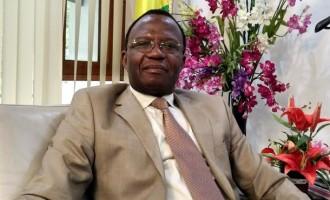 Exclusive Interview : Ambassador of Republic of Guinea to India , H.E. Mr. Alexandre Cece Loua