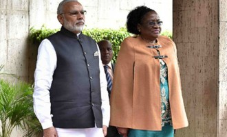 Africa shaped Indian diaspora's identity : PM Modi