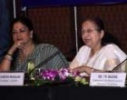 Mahajan meets BRICS women parliamentarians