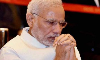 PM Modi condemns Egypt church bombing