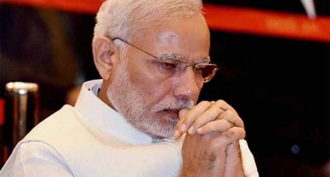 Modi condoles former Singapore President Nathan's death