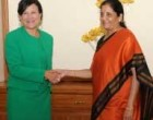 Sitharaman, Pritzker begin economy leg of India-US dialogue