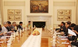 India, Myanmar review bilateral ties