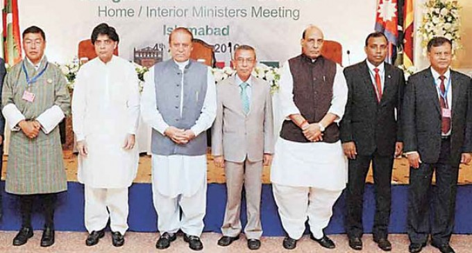 Rajnath Singh in Islamabad : A Visit Well-leveraged