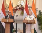Egypt natural bridge between Asia, Africa: Modi