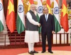 Modi meets with Vietnam PM