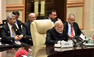 Modi raises black money, tax evasion at G20