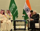 Modi invites more Saudi investment in India's infrastructure