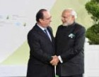 Modi discusses Scorpene leaks with Hollande