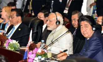 Modi participates in East Asia Summit
