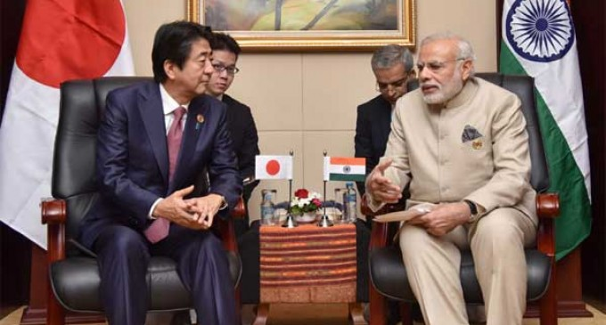 Modi, Abe review progress in civil nuclear cooperation