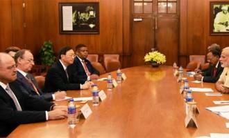 BRICS NSAs meet Modi