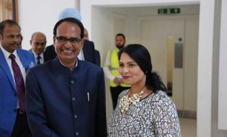 Madhya Pradesh Chief Minister in UK to Strengthen Partnership in Smart Cities and Skills