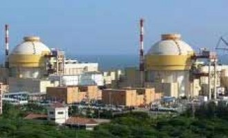 Equipment for two new nuclear power plants arriving at Kudankulam from Russia