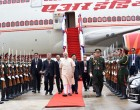PM Modi in Laos to attend summits
