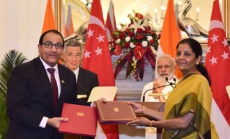 Lee visit: India, Singapore cement ties, to boost counter-terror cooperation