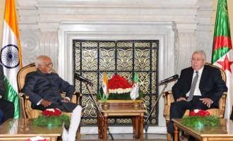 Algeria, India to promote bilateral relations