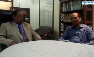 Exclusive Interview with Prime Minister of Guyana, H.E. Mr. Moses Veerasammy Nagamootoo