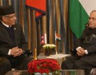 Nepal,India ties are unshakeable, says PM Prachanda