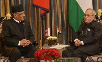 Nepal,India ties are unshakeable, says PM Prachanda