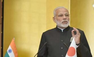 Want to make India most open economy, says Modi