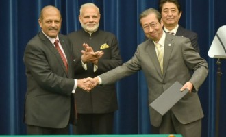 India, Japan sign landmark n-agreement