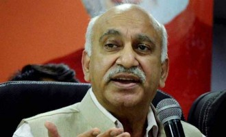 Time for India, China to become manufacturing hub again: Akbar