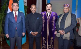 Events held by the Embassy of Kazakhstan in India  dedicated to the 25th Anniversary of  the Independence of the Republic of Kazakhstan