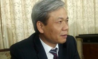 Vietnamese envoy for 'outside powers' contribution to South China Sea stability