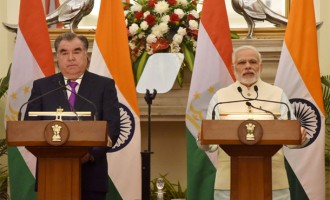 India, Tajikistan discuss anti-terror fight, trade links