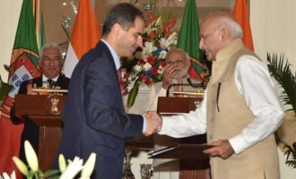 India, Portugal sign agreements in defence, agriculture, sports