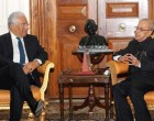 Prime Minister of Portugal Calls on President