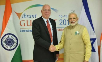 Happy with India-Israel agriculture partnership: Modi
