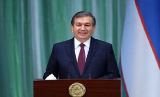 Festive Greeting of the President of the Republic of Uzbekistan to the Defenders of Homeland on the Occasion of the 25th Anniversary of Establishment of the Armed Forces of the Republic of Uzbekistan
