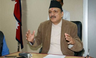Nepal Foreign Minister to arrive in India