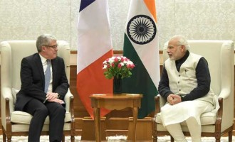 Modi seeks French cooperation in infrastructure development