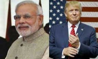 Modi, Trump agree to further boost India-US ties